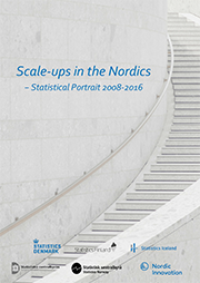 Scale-ups in the Nordics - Statistical Portrait 2008-2016